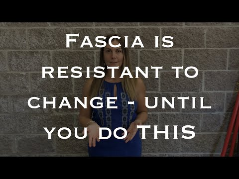 The One Rule of Effective Fascial Release - And Why Massage Doesn't 'Release' Fascia