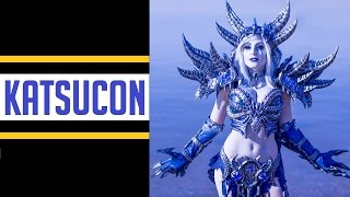 THIS IS KATSUCON 2017 COSPLAY MUSIC VIDEO VLOG COMIC CON ANIME DJI OSMO PRO CANON G7X