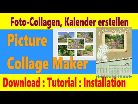 Collagen Erstellen Mit Software 🔥 Picture Collage Maker Download, Test, Installation