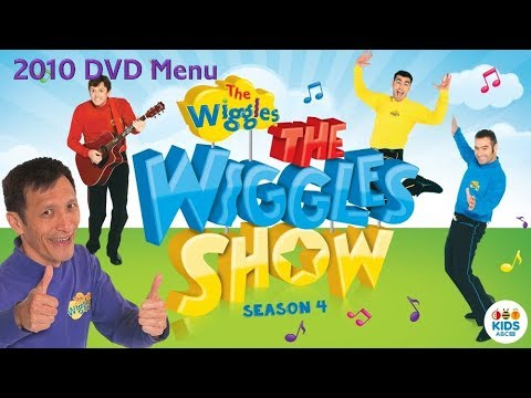 The Wiggles - The Pick of TV Series 4 (2010) DVD Menu (HD)