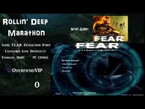 DEC 2016 Rollin Deep Marathon (1/23) Fear...