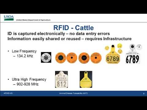 Dr. Randy Munger - Using RFID to Advance Traceability