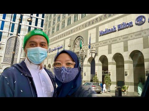 Nyobain Nginap Di Hotel Bintang 5 || Hilton Hotel Madinah
