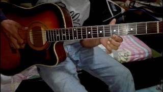 Adera - Lebih indah (Intro) tutorial guitar acoustic by Triyana wangsadita