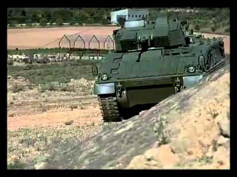 ASCOD vehicles used for FRES SV demonstration (Scout SV is still in development)