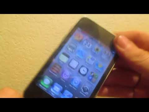 First Look: Apple iPod Touch 3rd Generation (32GB)