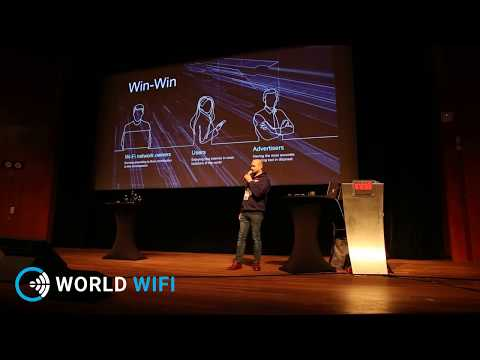 World Wi-Fi Amsterdam live speech