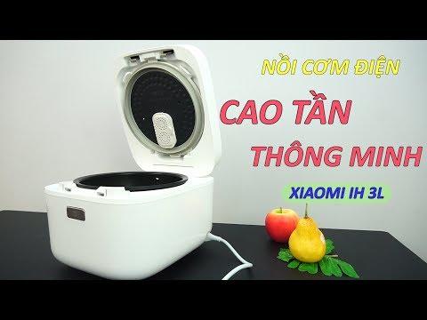Nồi Cơm Điện Cao Tần Thông Minh Xiaomi IH 1S 3L - Phiên Bản Nâng Cấp 2019