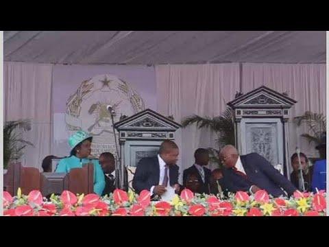 Mozambique: Nyusi, Dhlakama brainstorm on consolidating peace