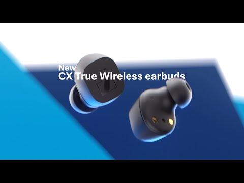 Introducing the Sennheiser CX True Wireless Earbuds   Sennheiser
