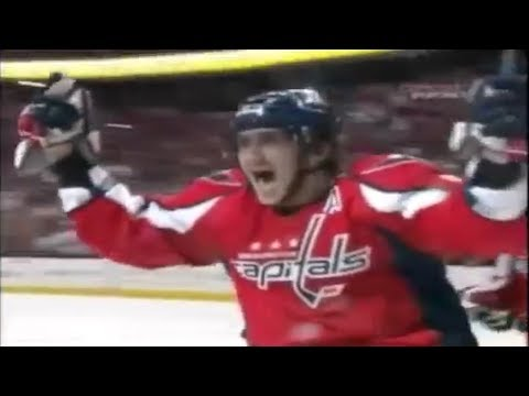Alex Ovechkin's 3 Career Hat Tricks vs. Ottawa