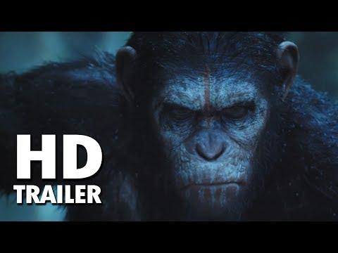 El Planeta de los Simios: Confrontación - Trailer Internacional Subtitulado Latino - FULL HD