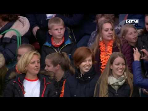International Friendly. Women. Netherlands - France (07/04/2017)