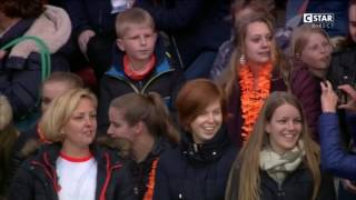 International Friendly. Women. Netherlands - France (07/04/2017)