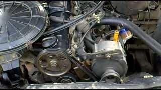 трясёт двигатель при нажатии на педаль тормоза.mp4