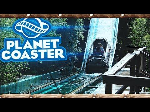 BOOMSTAMMEN ACHTBAAN! - Planet Coaster Career #3