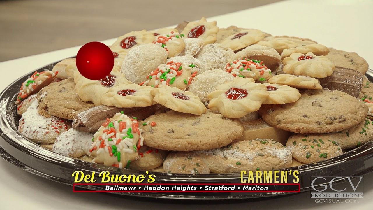 del buono bakery carmen deli holiday 2017 youtube