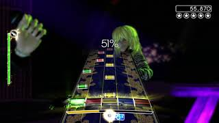 Rock Band 1 Timmy & the Lords of the Underworld Expert Guitar 100% FC (108452)
