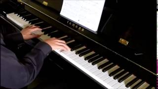 Faber Piano Adventures Lesson Book Level 5 No.1 Jazz Reflection (P.4)