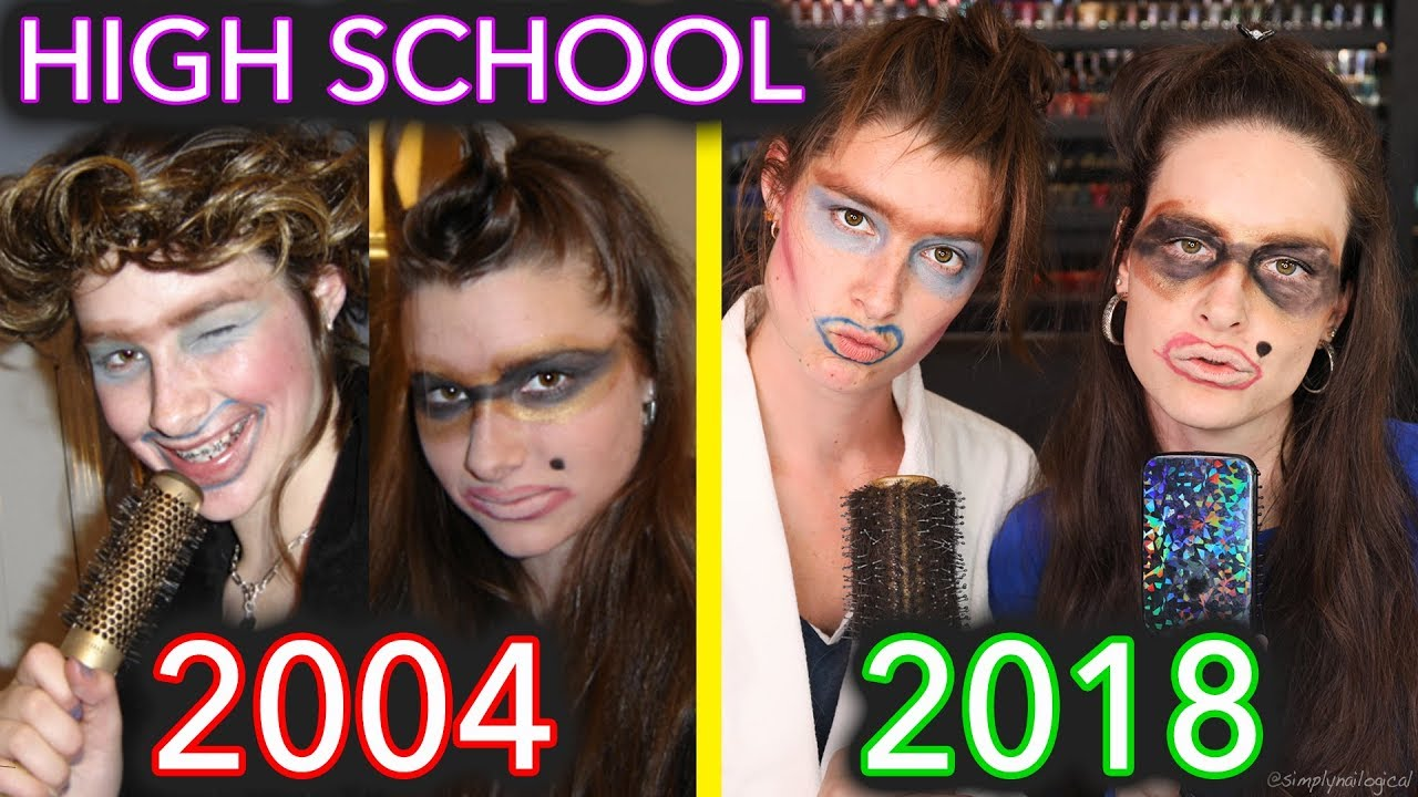 how-i-did-my-sister-s-makeup-in-high-school-2004-hot-trends
