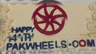 PakWheels.com 14th Anniversary