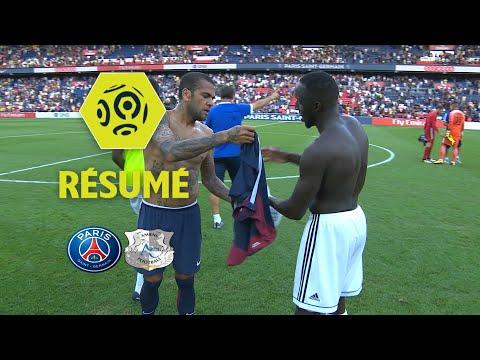 Paris Saint-Germain - Amiens SC (2-0)  - Résumé - (PARIS - ASC) / 2017-18 thumbnail
