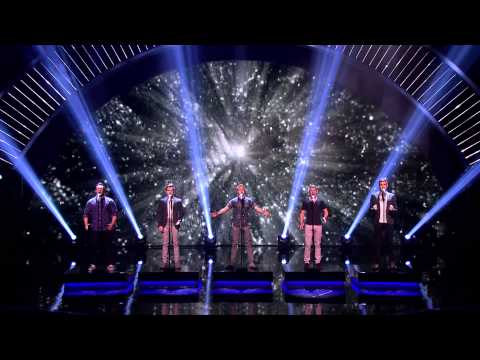 Collabro Sing Bring Him Home - Britain's Got Talent 2014