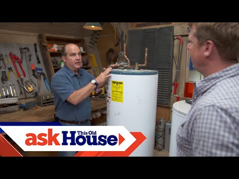 Understanding New Water-Heater Regulations - This Old House