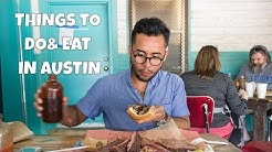 Best Things to Do & Eat in Austin, Texas   Restaurants, Sightseeing, & More