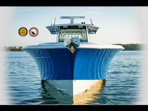 HydraSports Custom ~ 53 Sueños ~ World's Largest Outboard Center Console