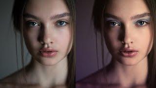 Мастер класс по ретуши портретного фото в Photoshop CC | Студия Виталия Менчуковского(Обработка портретного фото для глянцевого журнала. Больше интересного на нашем сайте http://v-m.agency/, 2015-03-03T15:55:55.000Z)