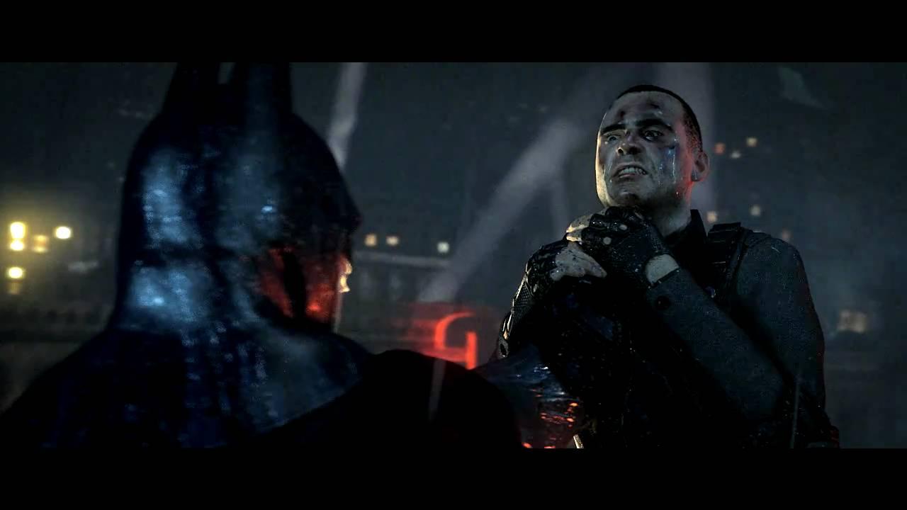 BATMAN ARKHAM CITY | Hugo Strange Trailer #ThrowbackTrailer