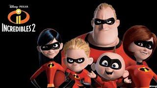 Incredibles trailer
