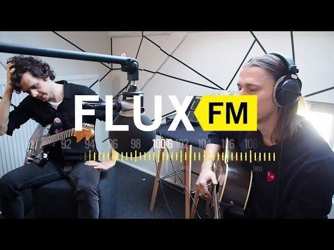 """Fotos """"Melodie des Todes"""" live @FluxFM"""