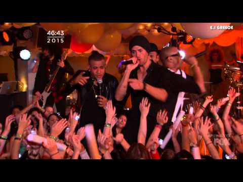 Enrique Iglesias  Bailando feat Descemer Bueno & Gente De Zona at Pitbulls New Years Eve HD