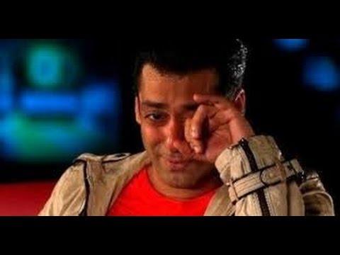 jab super star salman khan ro pade # जब सुपर स्टार  सलमान खान रो पड़े #