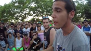 JADO Y COMPARE FLOW VS MISTER EGO Y LUISAKER - FINAL - RESACA BATTLE