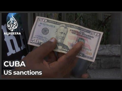 Cuba banks suspend US dollar deposits amid bid to end sanctions