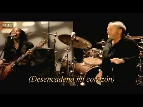 Joe Cocker - Unchain My Heart (live, subtitulado en español)