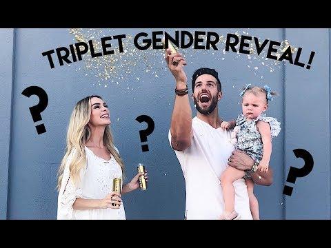 TRIPLET GENDER REVEAL