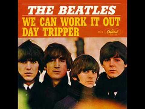 the beatles day tripper we The beatles we can work it out / day tripper metal fridge magnet brand new | music, music memorabilia, artists/ groups | ebay.