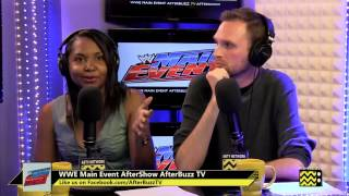 WWE's Main Event After Show for October 2nd, 2013 | AfterBuzz TV