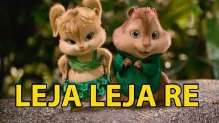 leja re leja re song || song leja leja re || Chipmunks || Dhvani Bhanushali || Hindi Songs