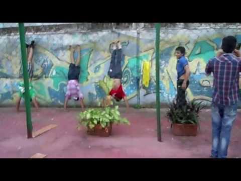Channel Vtv DIL DOSTI DANCE ARTISTS LEARN PARKOUR BY SHAILESH SAHAY - MUMBAI PARKOUR
