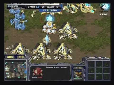 SPL  Pusan vs Flash 2009-06-03  @ Heartbreak Ridge