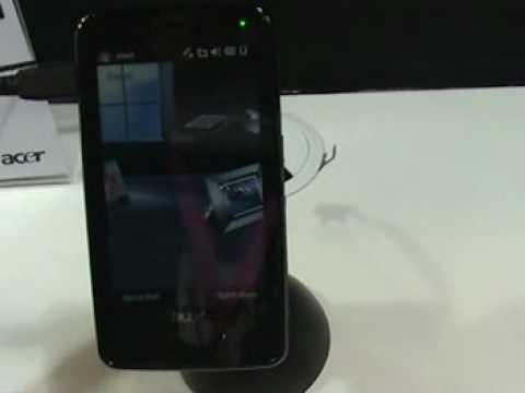Първи минути с Acer F900