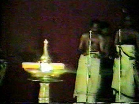 Melappadam performance - Kathakalipadam, Chenda, Maddalam