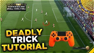 FIFA 17 Most Unique Trick - Never Shared Before   Secret Tutorial - How to Cut Inside in FUT