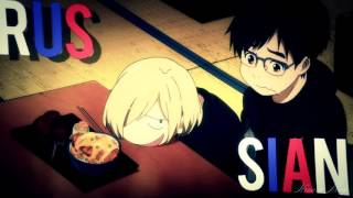 [H♥M] Party Like A Russian (Yuri on Ice)
