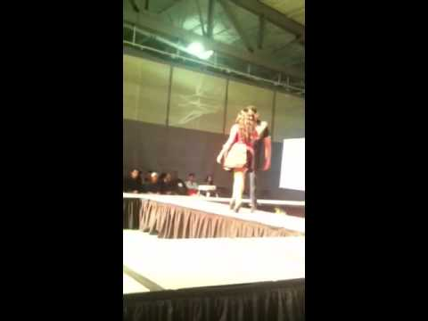 Africa forever clothing @ providence college fashion show